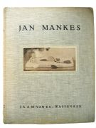 Boek Jan Mankes 1928